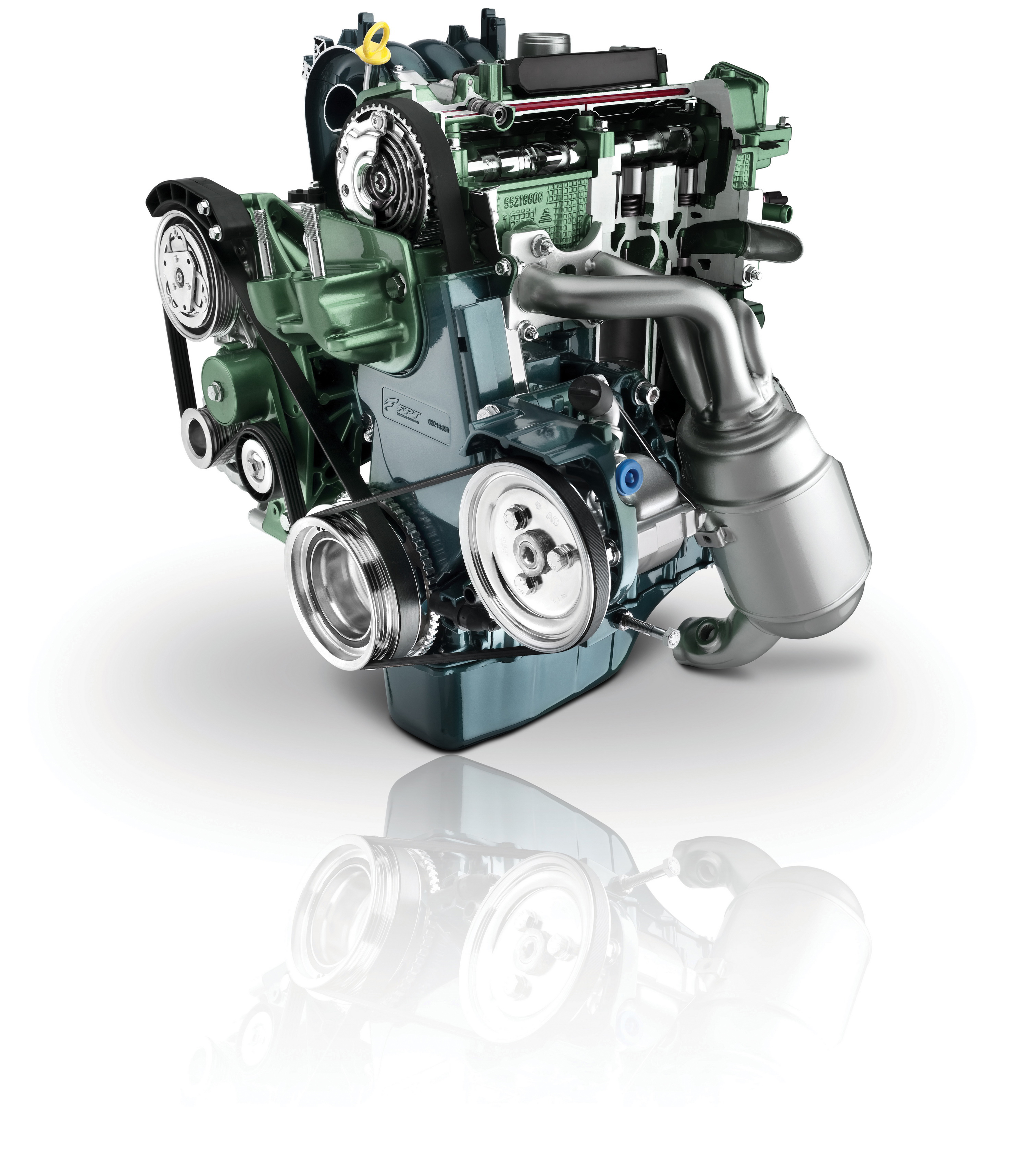 кто производит двигатели на фиат альбеа