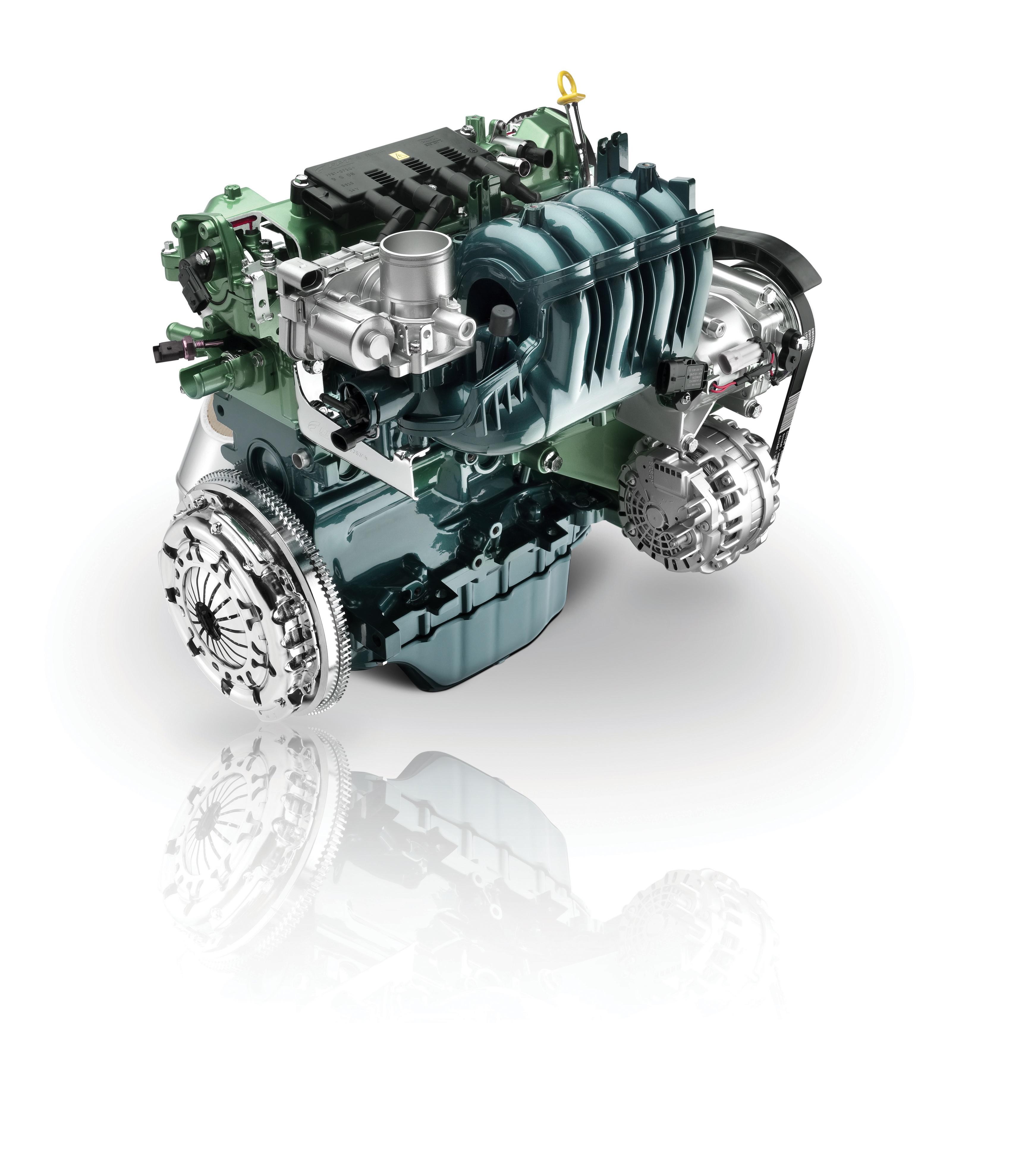 скольки цилиндровый мотор на фиат альбеа